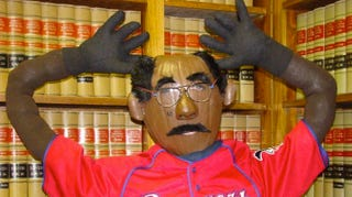 Illustration for article titled Low-Level Sources Close To Pumpkin Ron Washington Say That Pumpkin Ron Washington Is Not Racist, Still Awaiting Word From Pumpkin