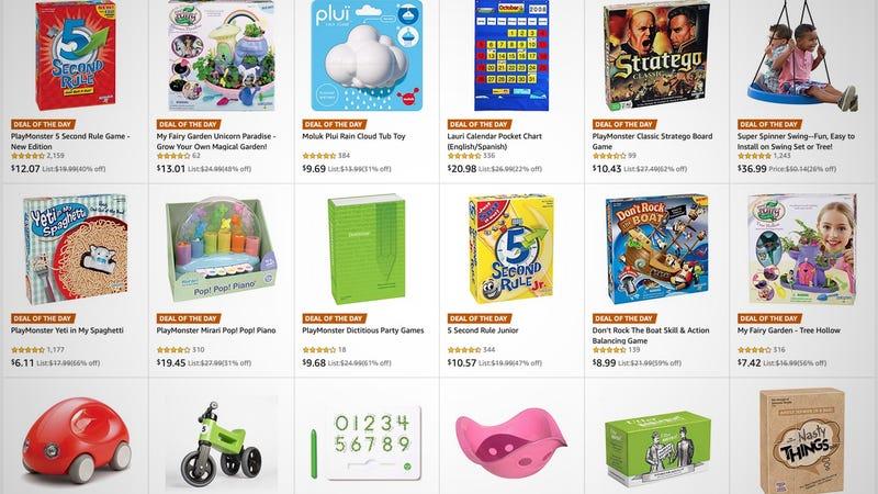 PlayMonster Gold Box | Amazon
