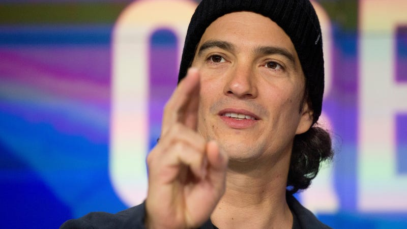 The Question of Whether or Not WeWork Is a Tech Company Has Been Answered
