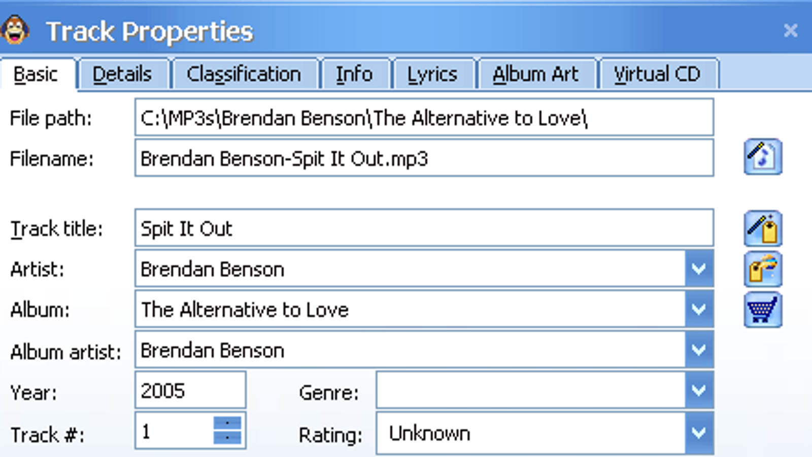 upload mp3 to identify song
