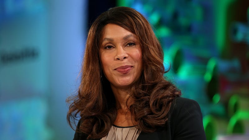 President of ABC Entertainment Group Channing Dungey speaks onstage at the Fortune Most Powerful Women Summit 2018 October 2, 2018 in Laguna Niguel, California.