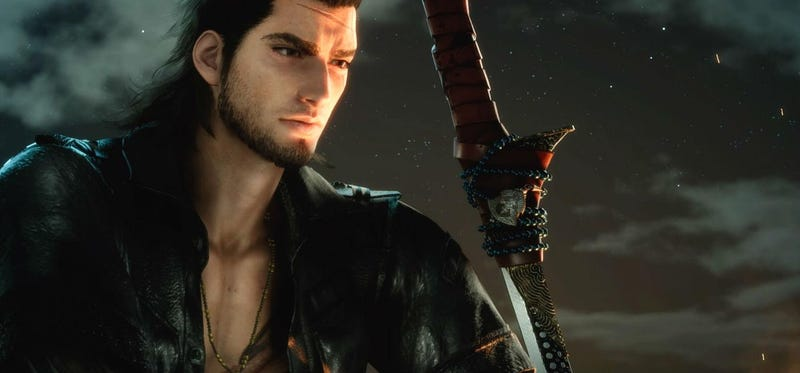 Illustration for article titled Nyren's Corner: Final Fantasy XV - Episode Gladiolus is Actually Really Good
