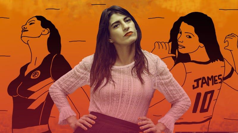 Illustration for article titled Las curvas colombianas dicen más de lo que muestran