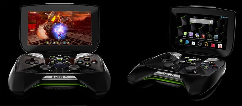 Illustration for article titled Shield, la portátil de Nvidia con Android, ya tiene precio