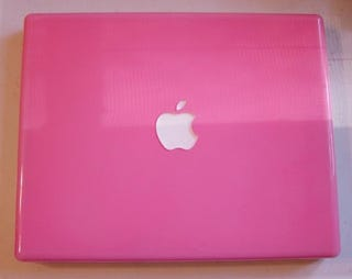 """Illustration for article titled """"Thin Is The New Pink"""" — And Other Things The MacBook Air Might Mean"""