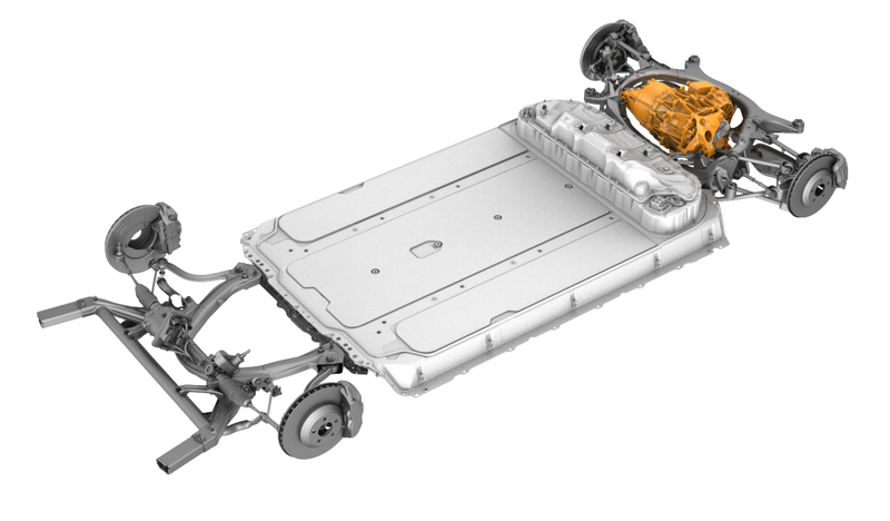Illustration for article titled This Key Part Is A Big Step Toward A Fully-Autonomous Tesla Model 3