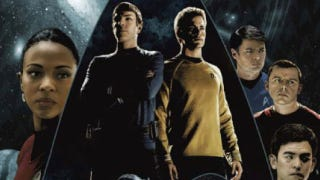 Illustration for article titled The Star Trek comic will serve as a prequel to Star Trek 2, retell Original Series episodes
