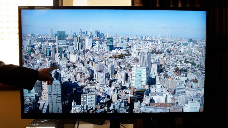 tv 50 inch 4k. Yesterday, Chinese OEM Seiki Officially Priced Its 50-inch Ultra HD TV At $1500, Making It The Cheapest 4K Television In History Of Absurd Resolution. Tv 50 Inch 4k S
