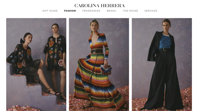 Illustration for article titled Carolina Herrera Is Confronting the Messy Reality of Cultural Appropriation