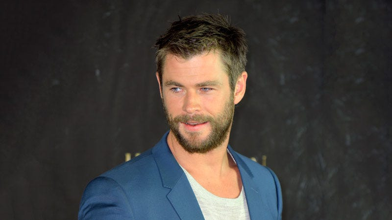 Illustration for article titled Chris Hemsworth Is a Feminist, Thank Fucking God