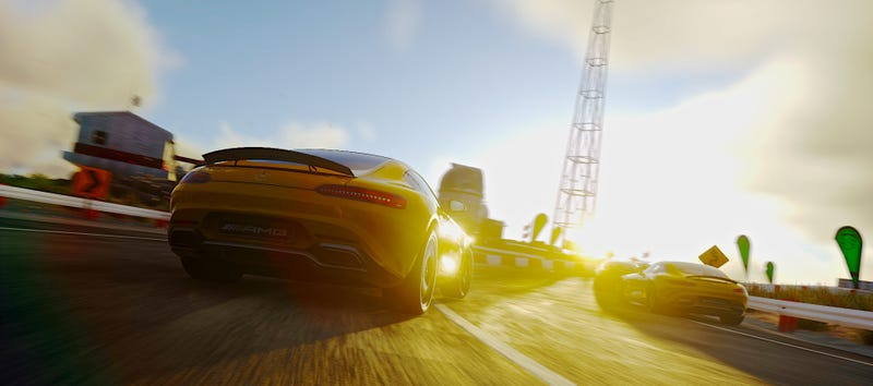 Illustration for article titled 2016 Mercedes-AMG GT: Everything We Know About Benz's 911 Fighter
