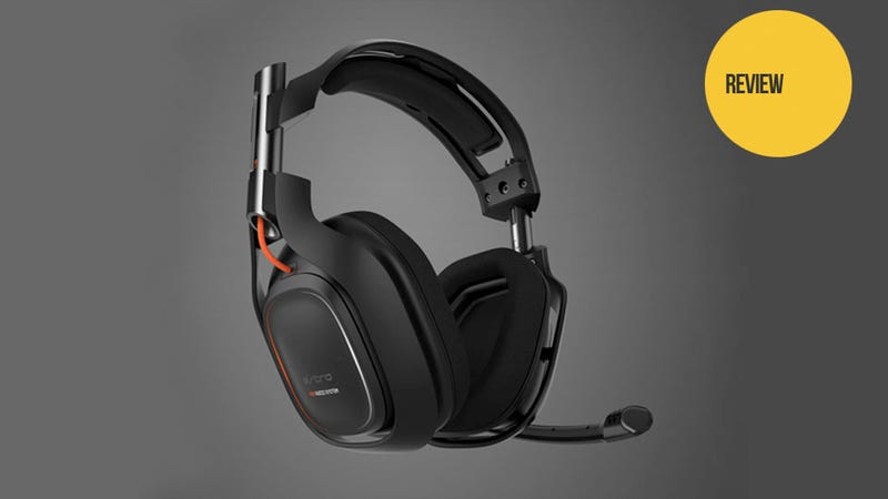 Illustration for article titled Review: The Astro A50 Wireless Gaming Headset
