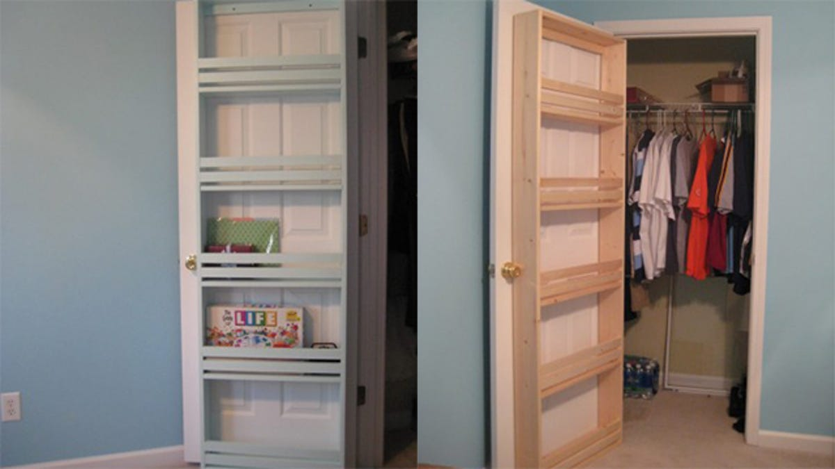 design closet it s ohperfect simple door installation bifold