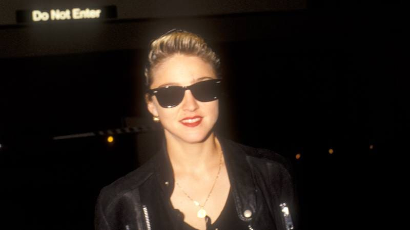 Madonna in 1987 (Photo: Getty Images/WireImage, Barry King)