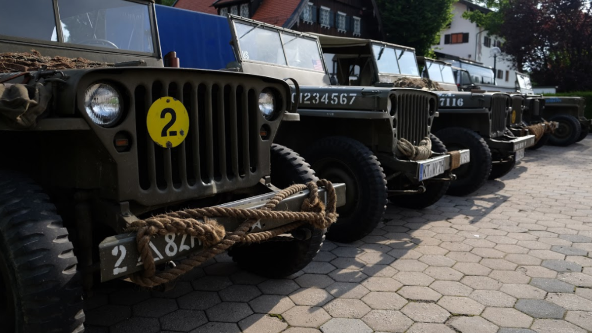 The Legendary World War Ii Jeep Had A Dangerous Engineering Flaw 1945 Willys Engine Diagrams