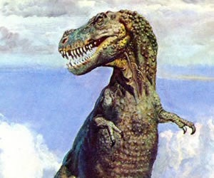 Illustration for article titled T Rex's Hunting Habits Disappoint Fans Of Carnage