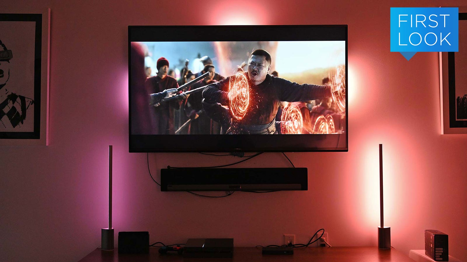 Now You Can Easily Sync All Your Philips Hue Lights With Your TV