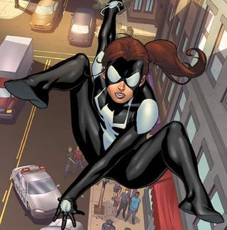 Illustration for article titled First Look: The New Spider-Girl Is Less Sexed-Up, More Kick-Ass