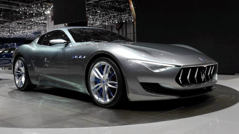 Imagen: Maserati