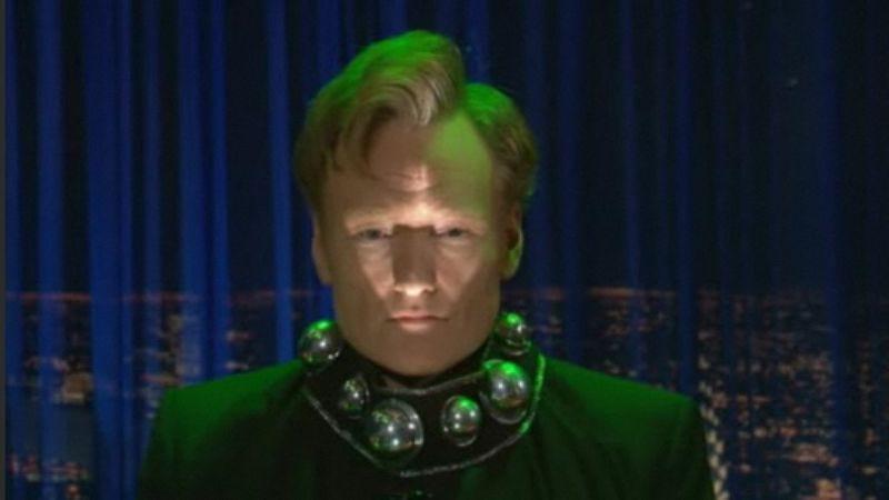 """In The Year 2000"" (Screenshot: Late Night With Conan O'Brien)"