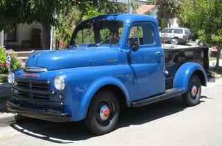 Illustration for article titled 1950 Dodge Pickup