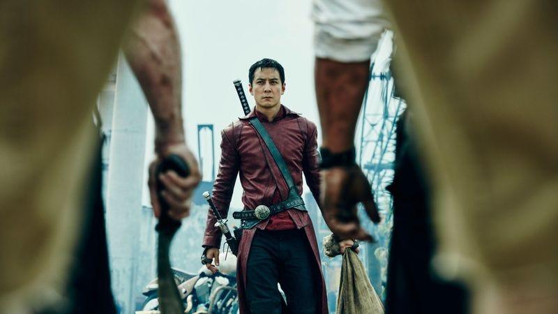 Daniel Wu as Sunny / Photo Credit: James Minchin III for AMC