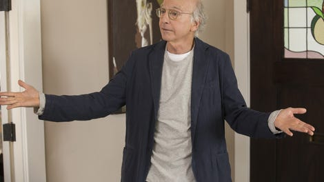 curb your enthusiasm a disturbance in the kitchen