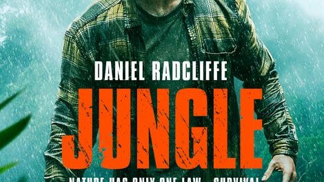 Jungle pits Daniel Radcliffe against nature, with one of the
