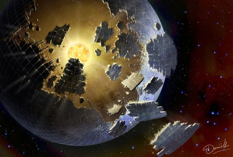 Illustration for article titled SETI: KIC 8462852 Is Not Shooting Alien Laser Beams At Us