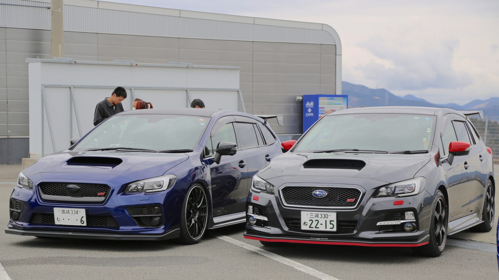 Yes, America Really Needs the Subaru Levorg STI Sport