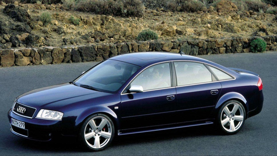 why the audi rs6 is a future classic rh jalopnik com 2003 Audi RS6 Specs 2003 Audi RS6 Wallpaper
