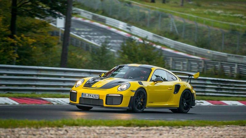 All photos credit Porsche