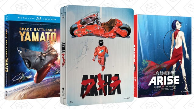 Expand Your Anime Horizons With This One-Day Sale on Amazon