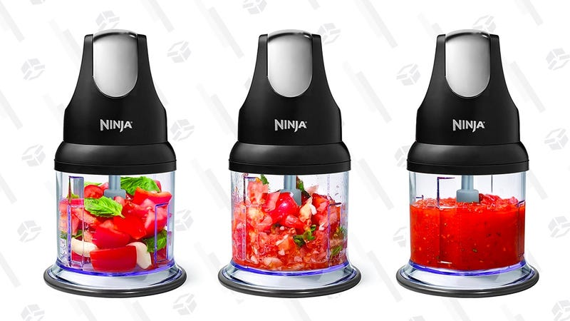 Ninja Food Chopper Express Chop | $14 | Amazon