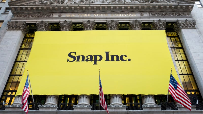 Snap's stock bounces sharply off lows after disclosing Tencent took large stake
