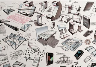 Illustration for article titled Beautiful Gadget Brainstorms