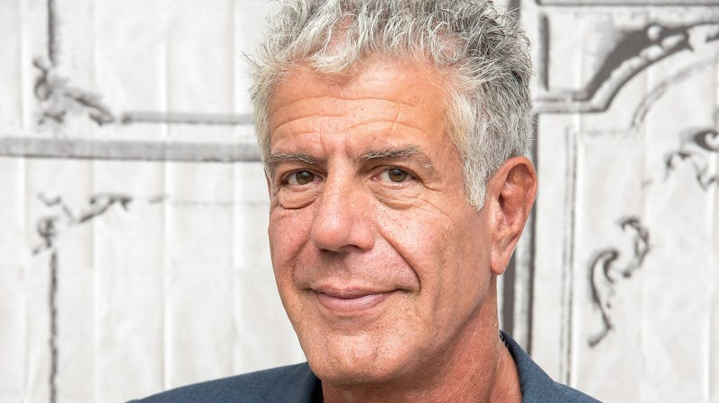 Illustration for article titled Anthony Bourdain's toxicology report shows no sign of narcotics