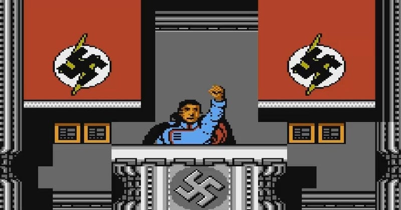 Illustration for article titled Games In Germany Can Have Nazi Imagery Now