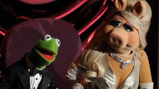 Kermit the Frog and Miss Piggy in 2012ROBYN BECK/AFP/Getty Images