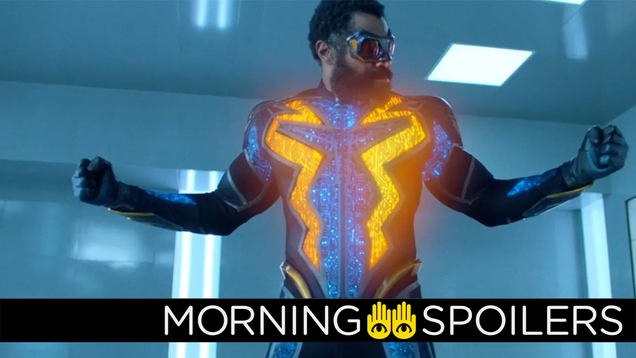 Black Lightning Could Introduce the Latest CW/DC Show Next Season