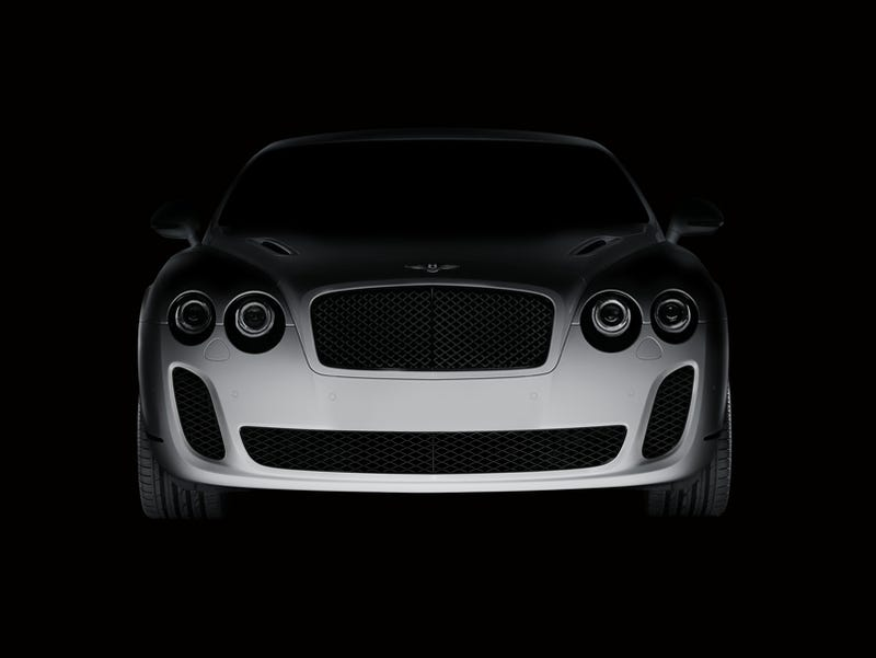 Illustration for article titled Fastest Bentley Ever Will Run On Biofuel