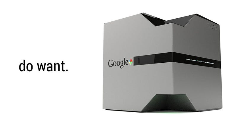 Illustration for article titled I'd Buy This Google Games Console In A Heartbeat
