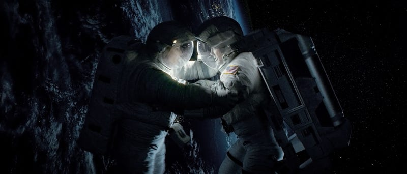 Illustration for article titled Spectacular new images from Gravity show the true horror of space