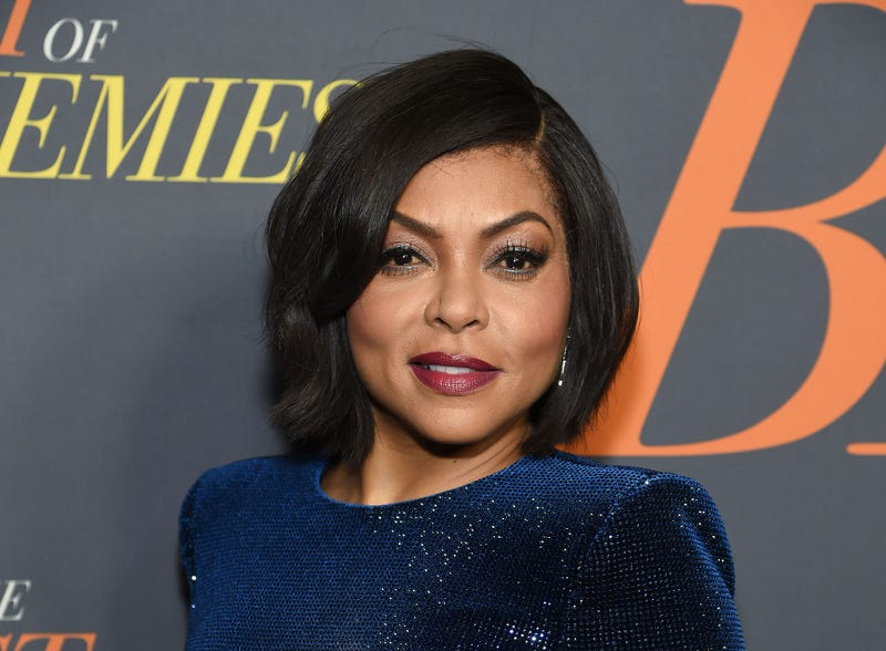 "Taraji p. Henson attends ""The Best Of Enemies"" New York Premiere at AMC Loews Lincoln Square on April 04, 2019 in New York City."