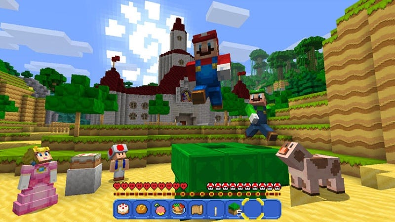 Preorder Minecraft [Switch] | $24 | Amazon | Prime members only