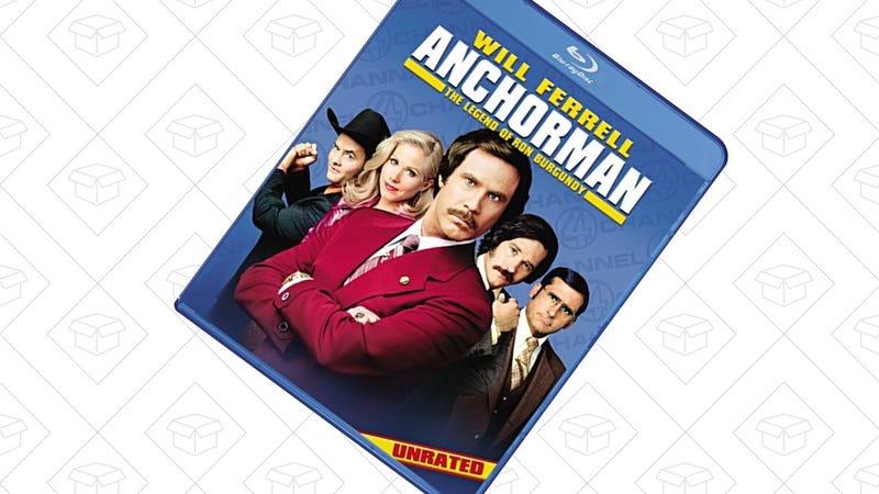 Anchorman Blu-ray, $5