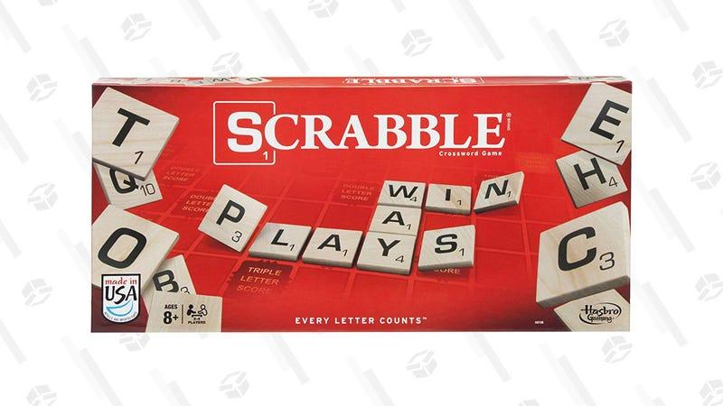 Scrabble | $12 | Amazon
