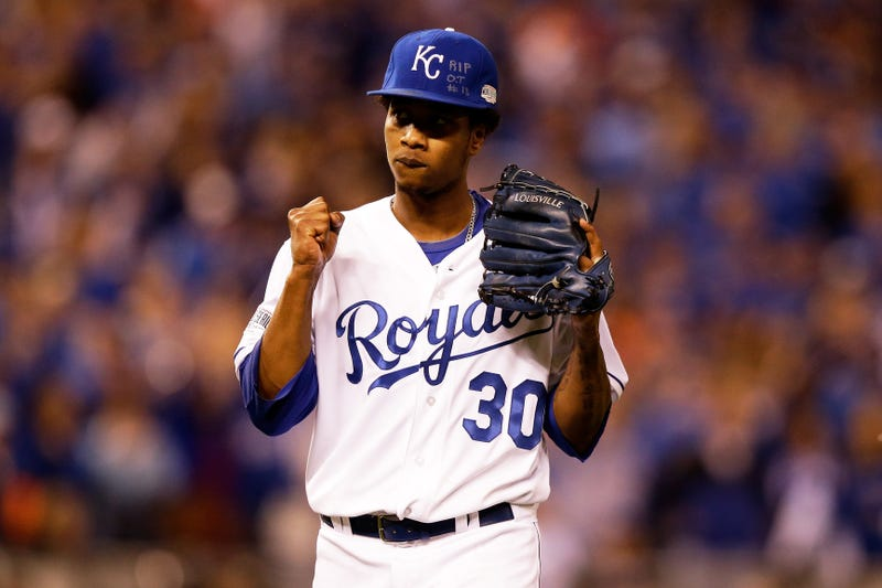 Illustration for article titled Yordano Ventura Doesn't Seem Too Sad About Losing The World Series