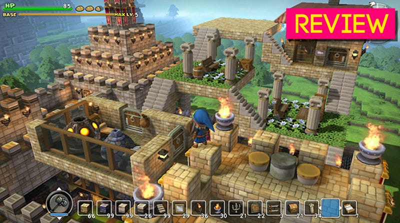 Illustration for article titled Dragon Quest Builders: The KotakuReview