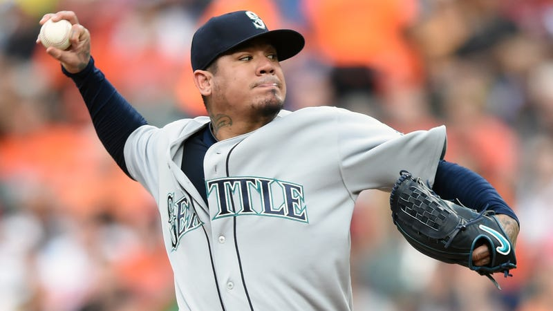 Illustration for article titled It Feels Like This Is It For Felix Hernandez